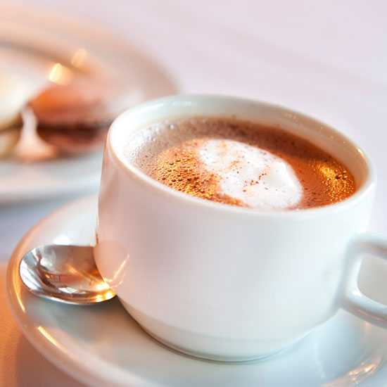 Best Hot Chocolate: L.A. Burdick Chocolate Shop & Café; Walpole, New Hampshire