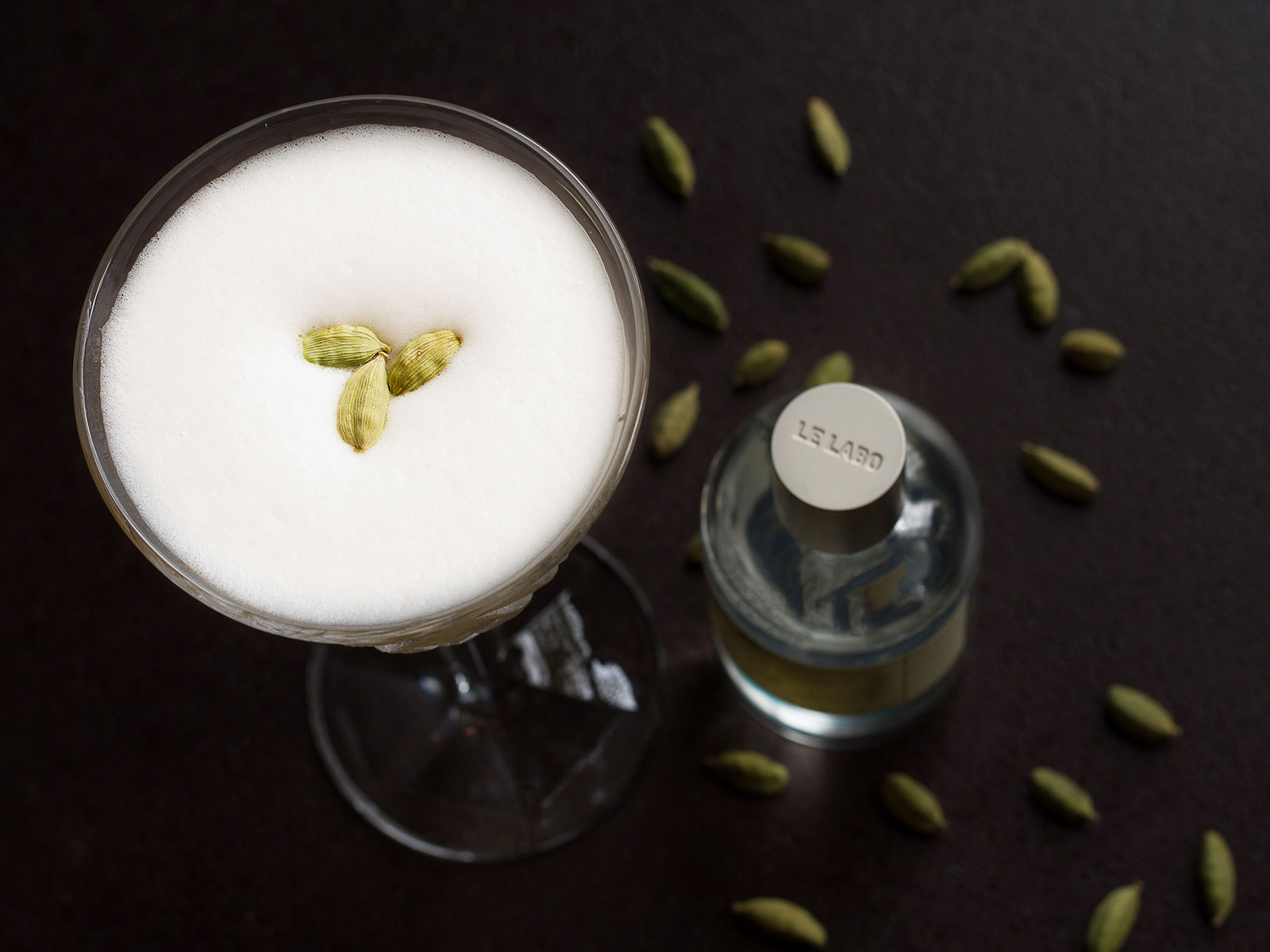 cardamom cocktail le labo