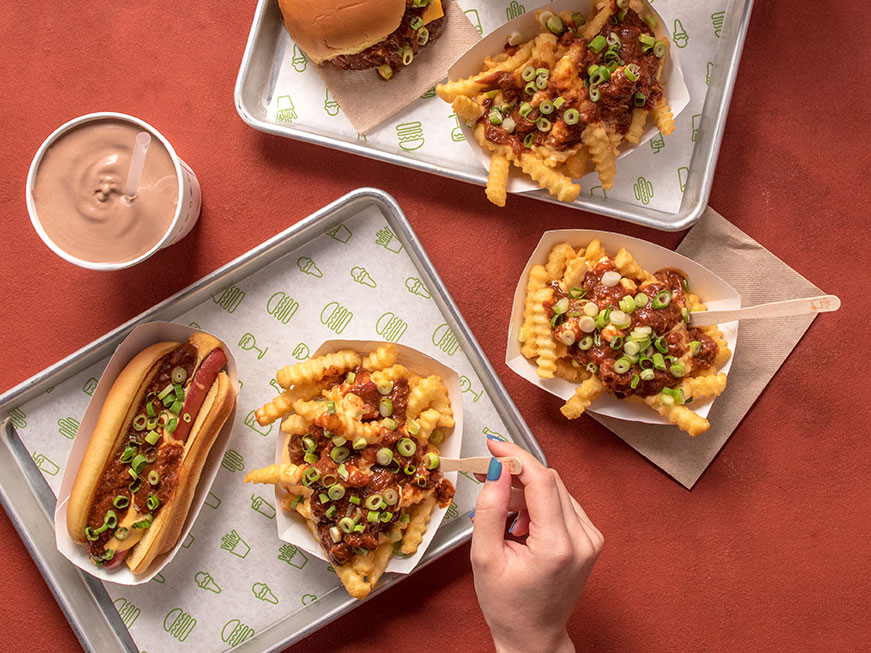 Shake Shack Chili Cheese Fries