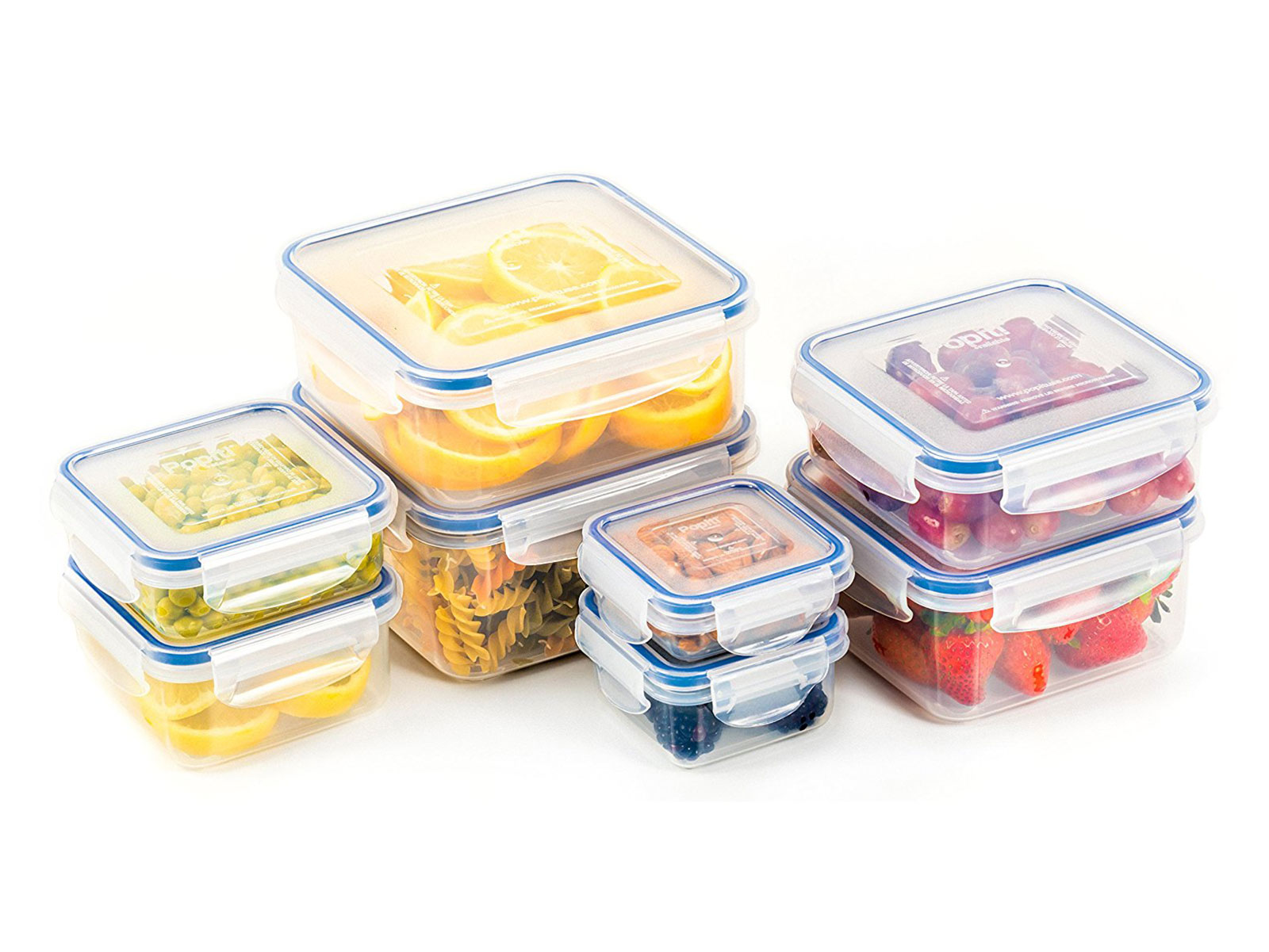 Popit Food Storage Containers Set