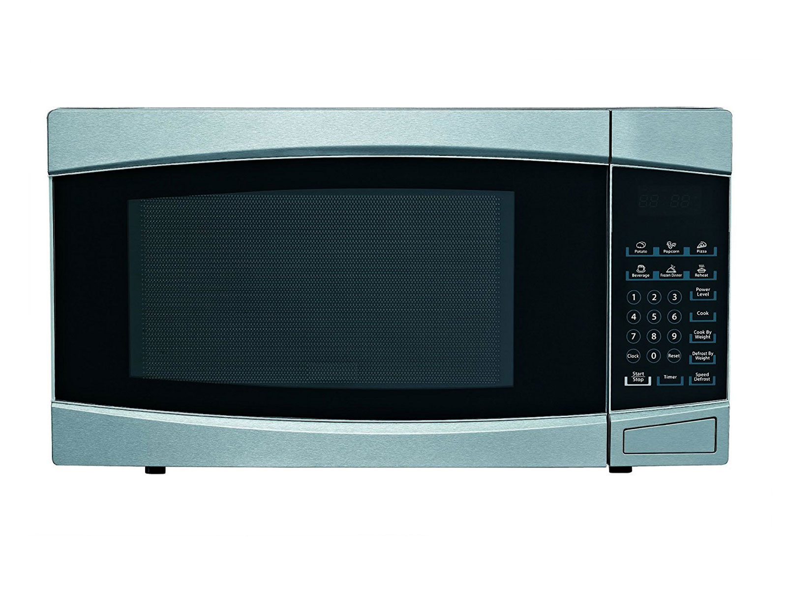 RCA Stainless Steel Microwave, 1.4 cu. ft.