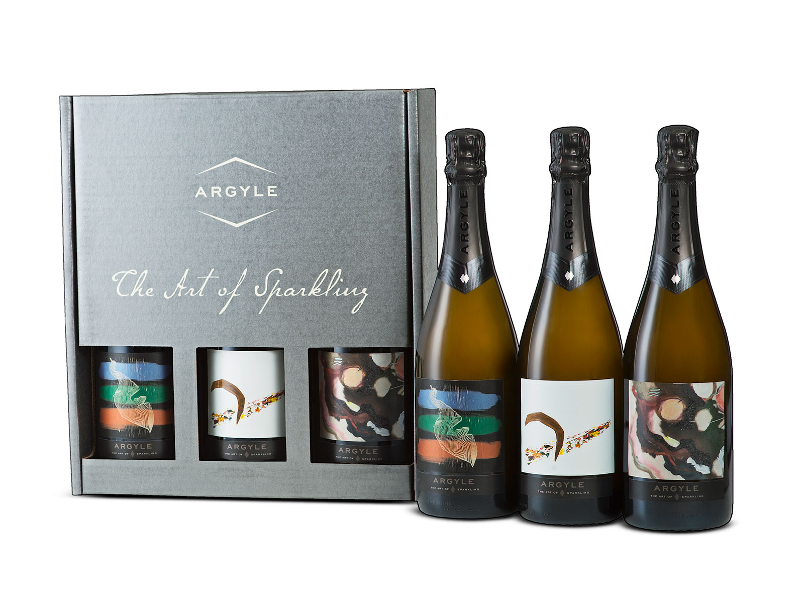 art of sparkling gift set