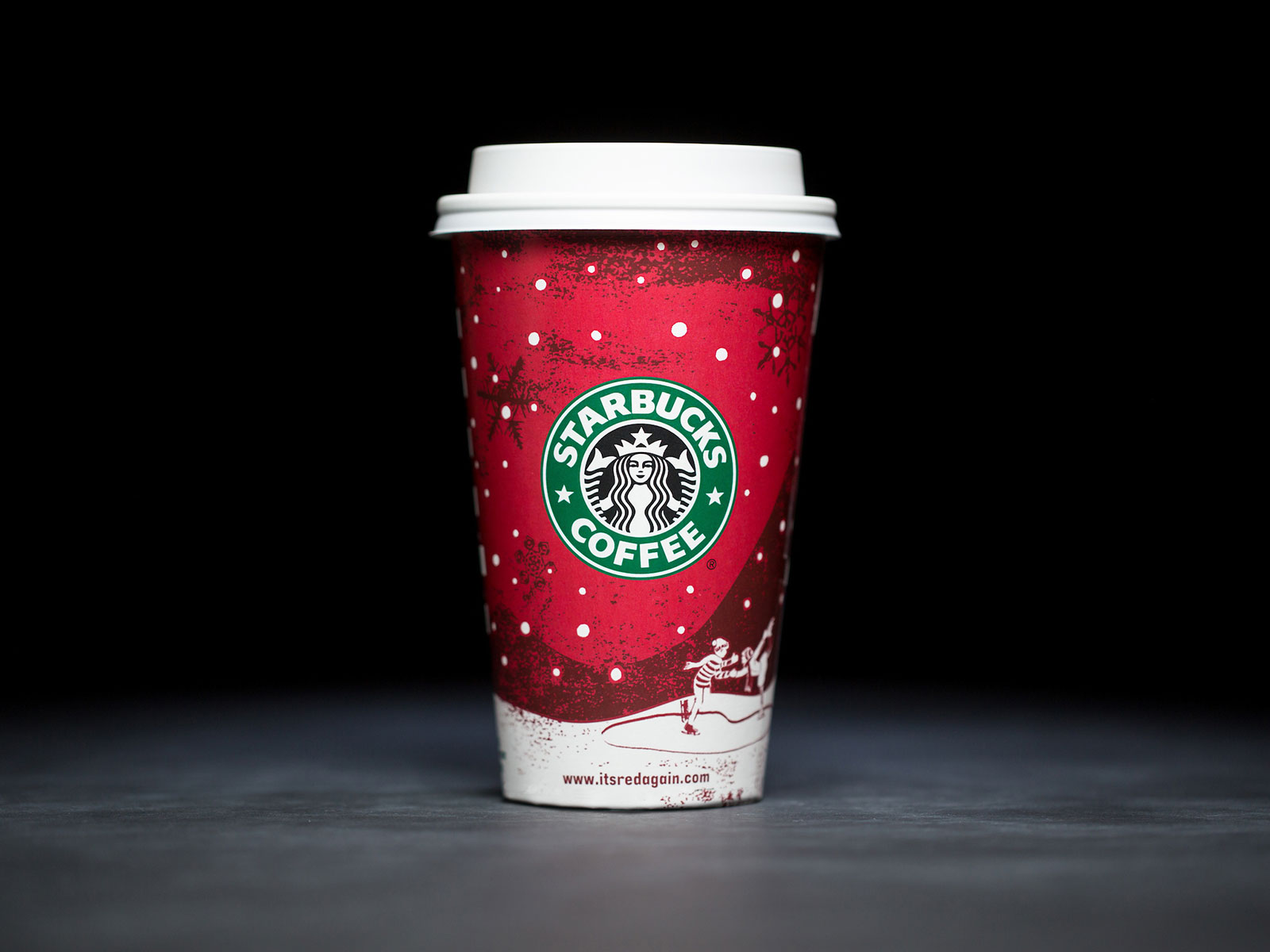 twenty years of holiday cups from starbucks