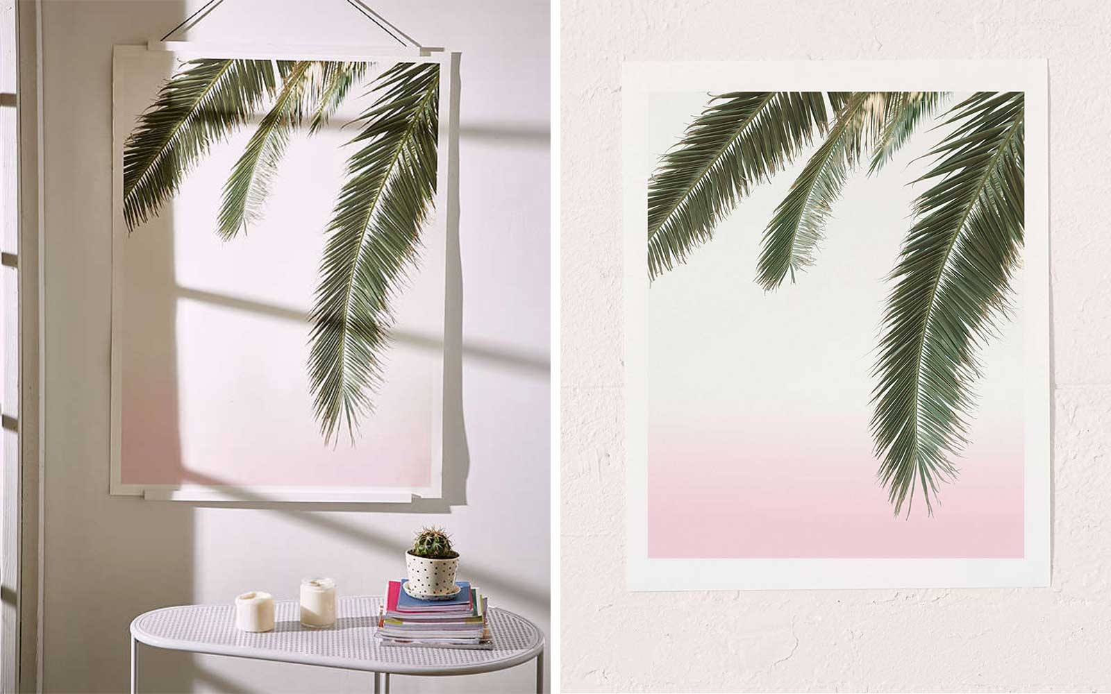 Wilder California Palm Print