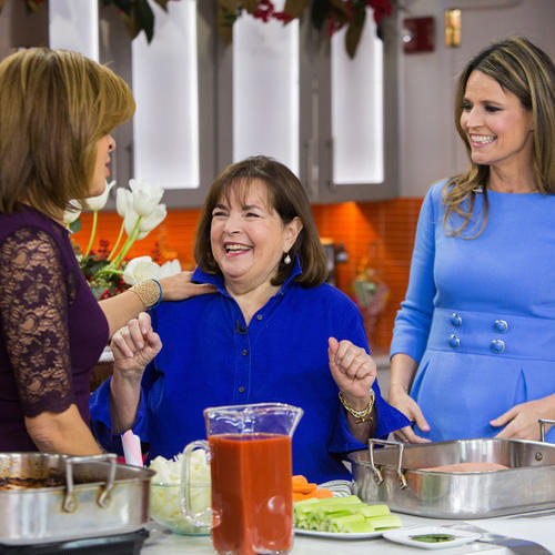 Here's What Ina Garten Said She'd Want to Eat for Her Last Meal