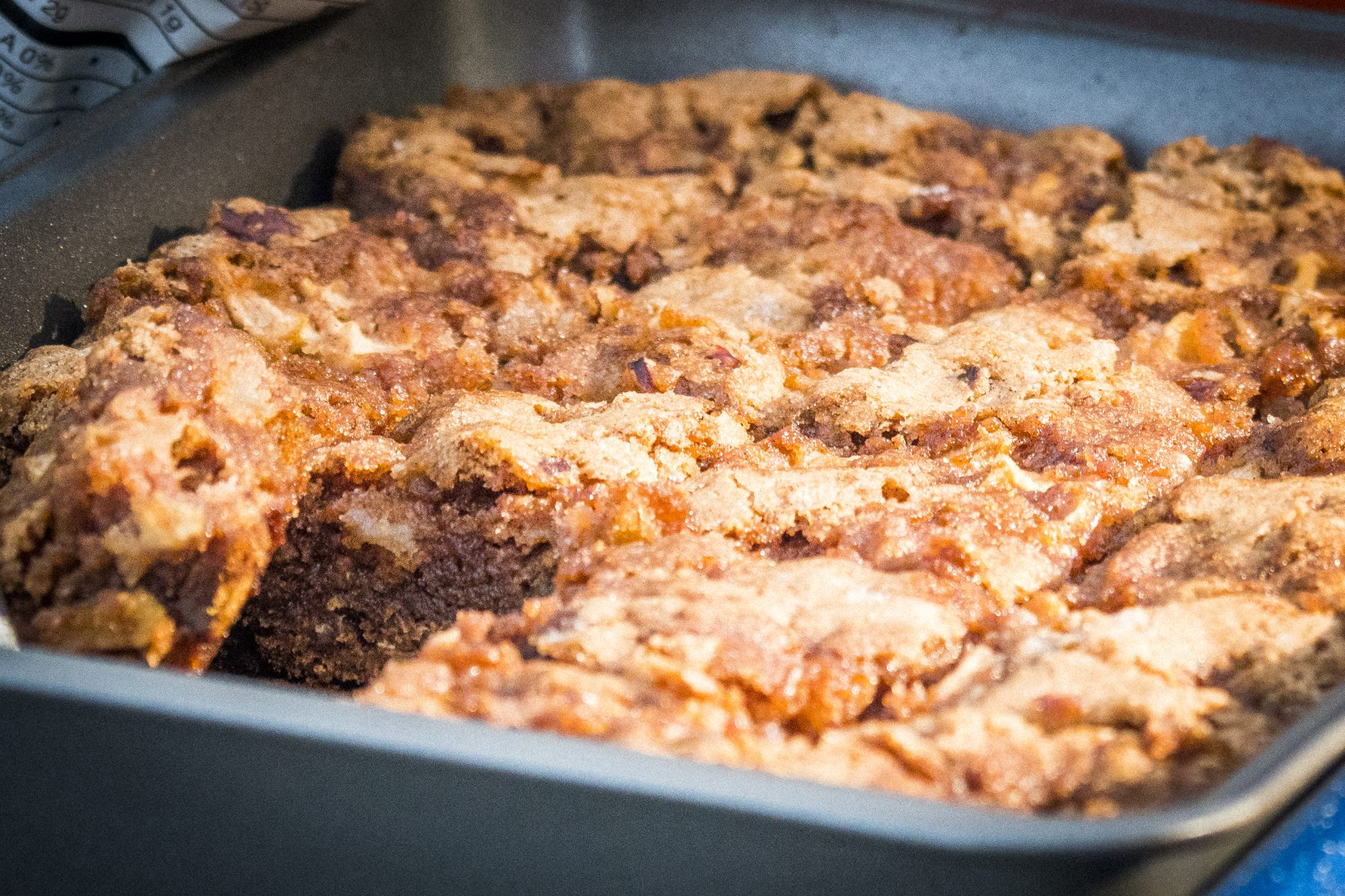 The Best Apple Cake Andrew Zimmern Has Ever Tasted