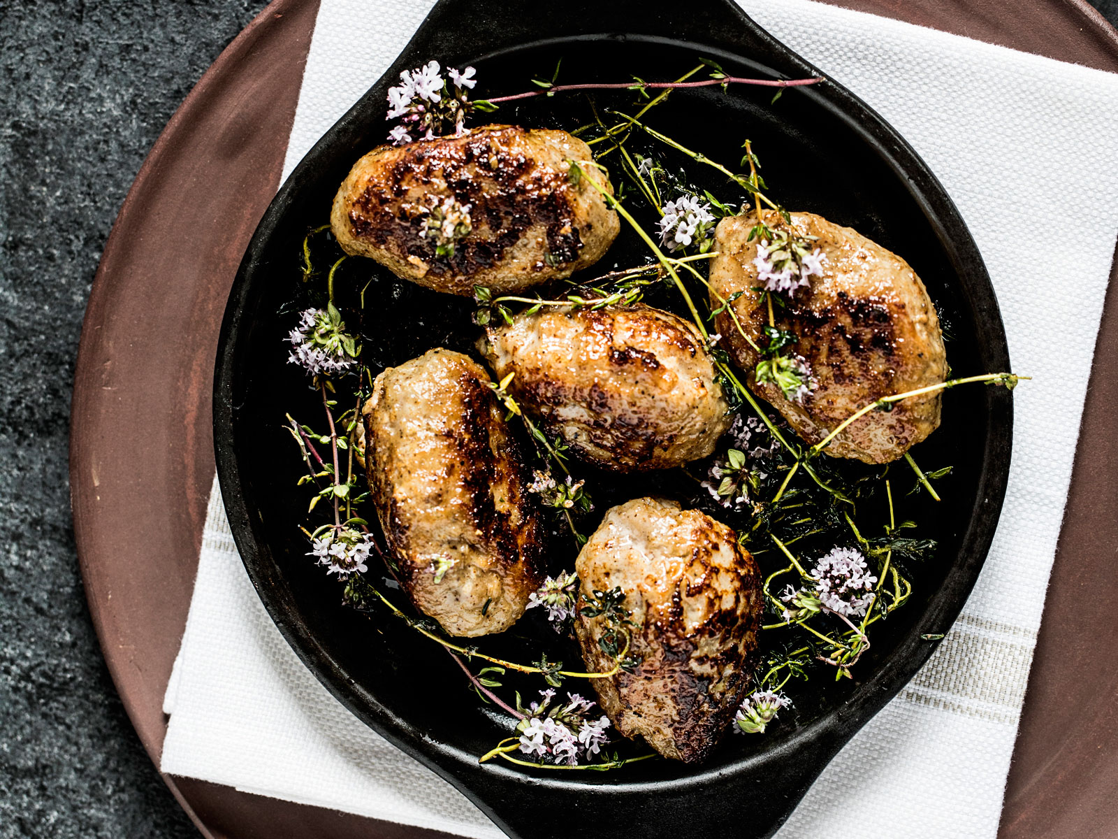 Butter Fried Frikadeller