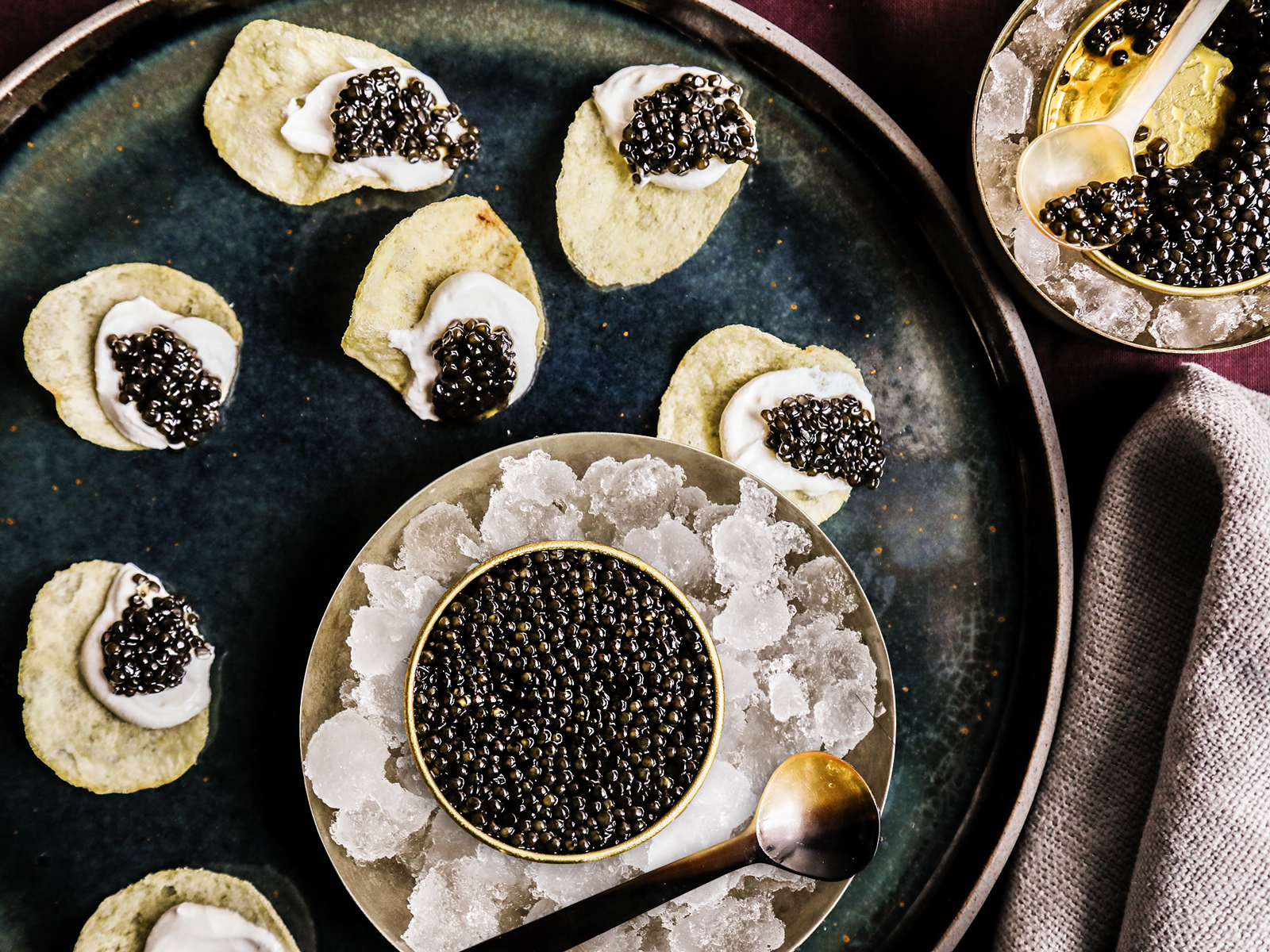 Myths About Caviar