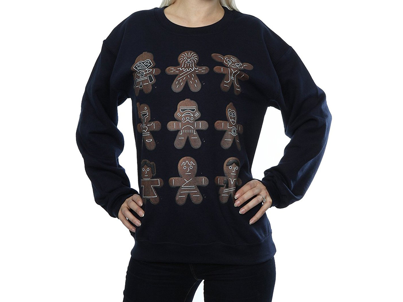 Star Wars Gingerbread Sweatshirt