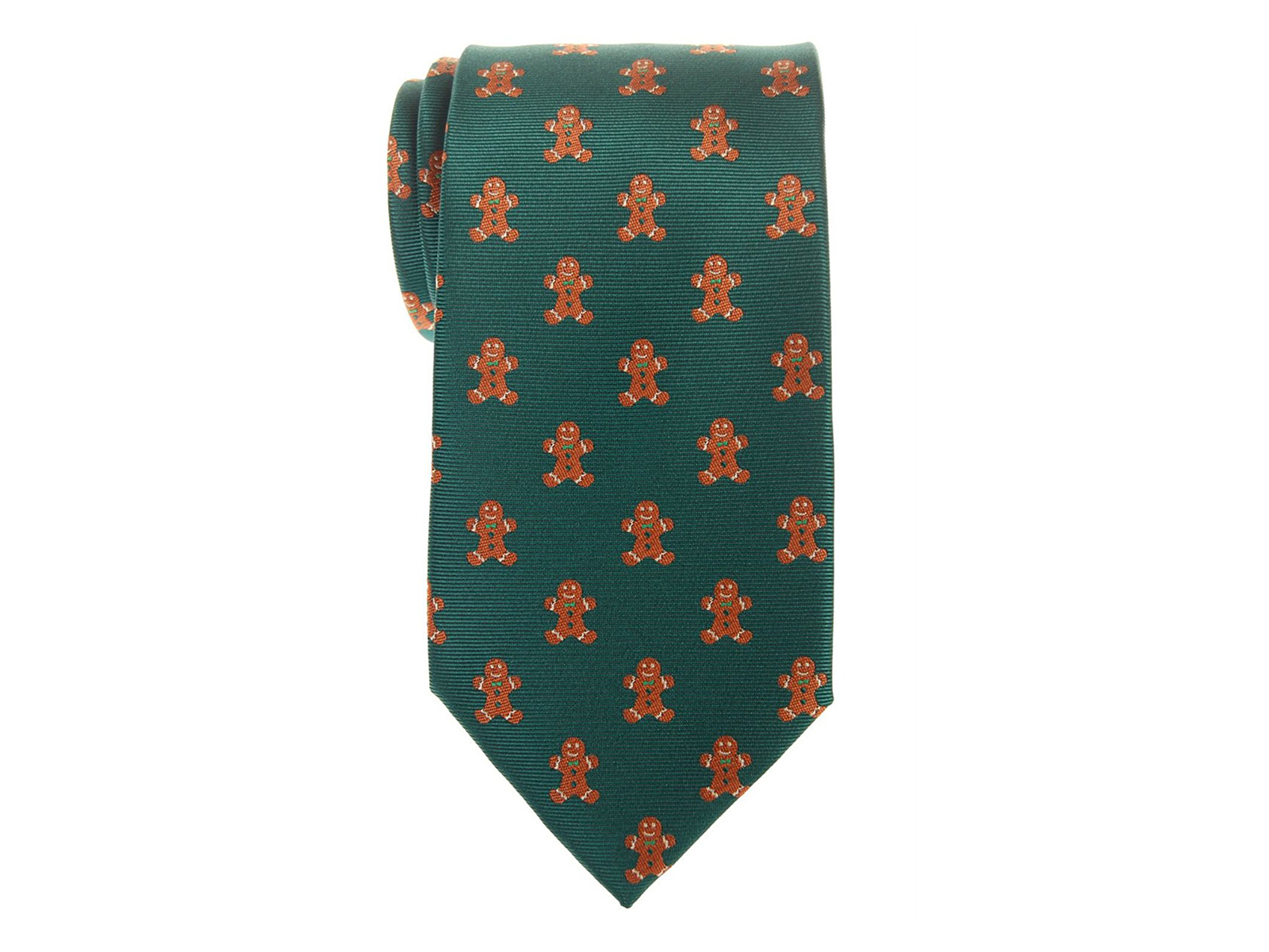 Gingerbread Man Necktie