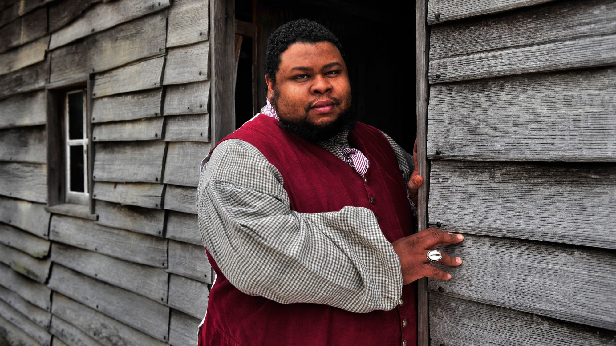 Michae Twitty Southern Food Roots