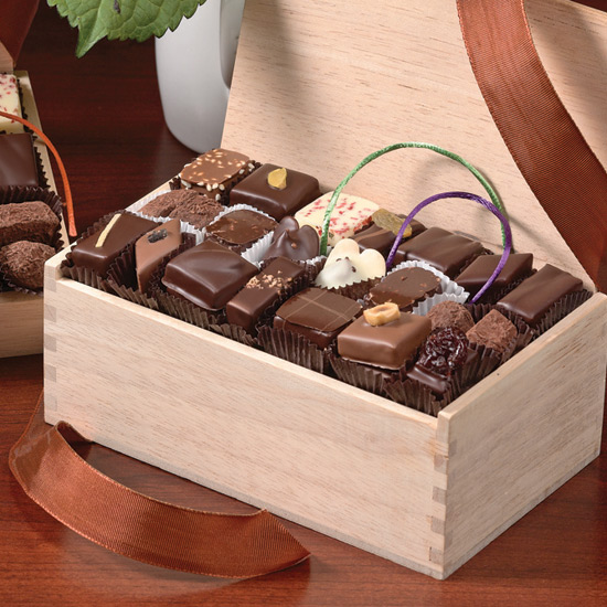 Best Chocolate in the U.S.: L.A. Burdick Chocolates