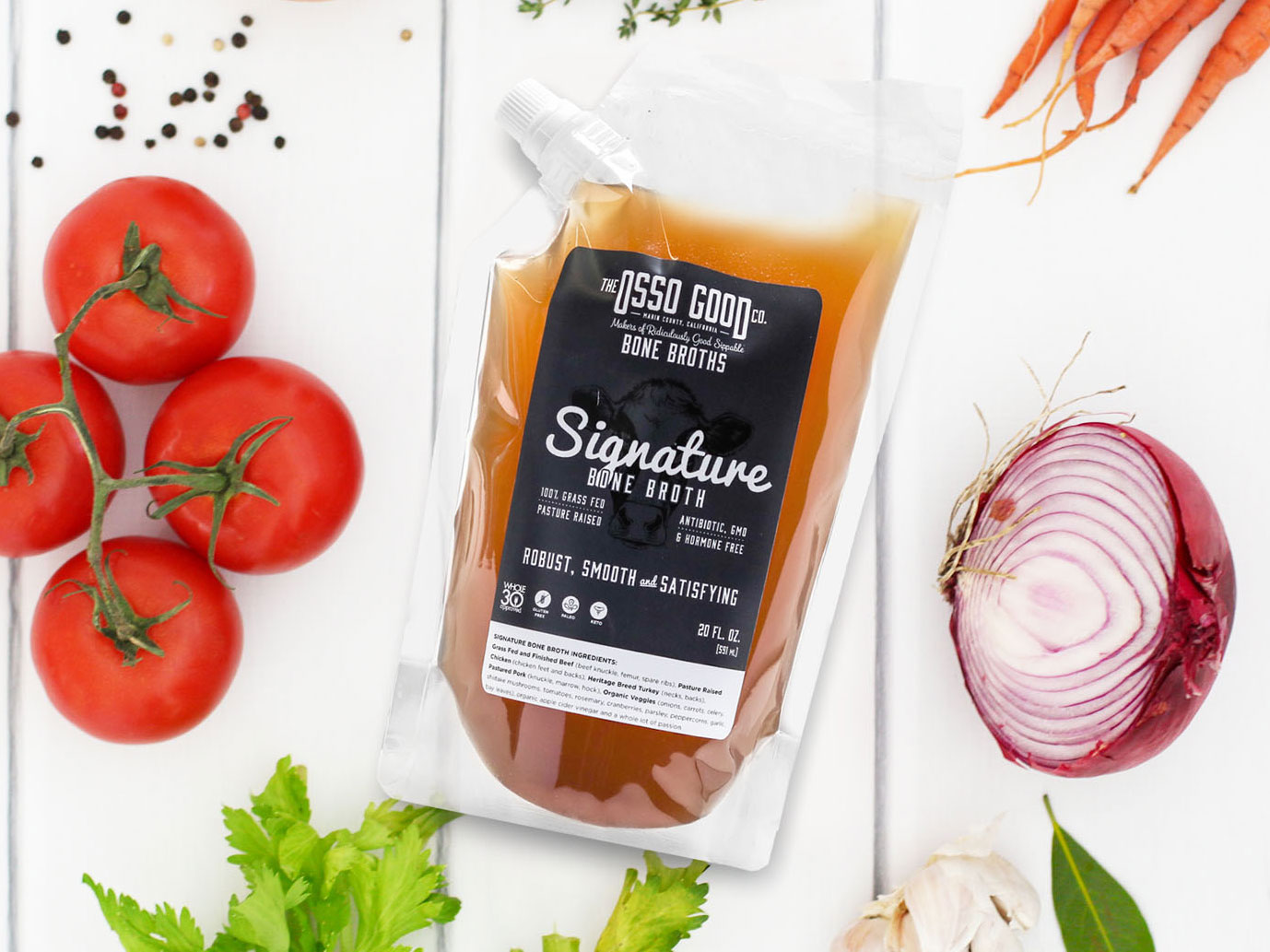 Osso Good Signature Bone Broth