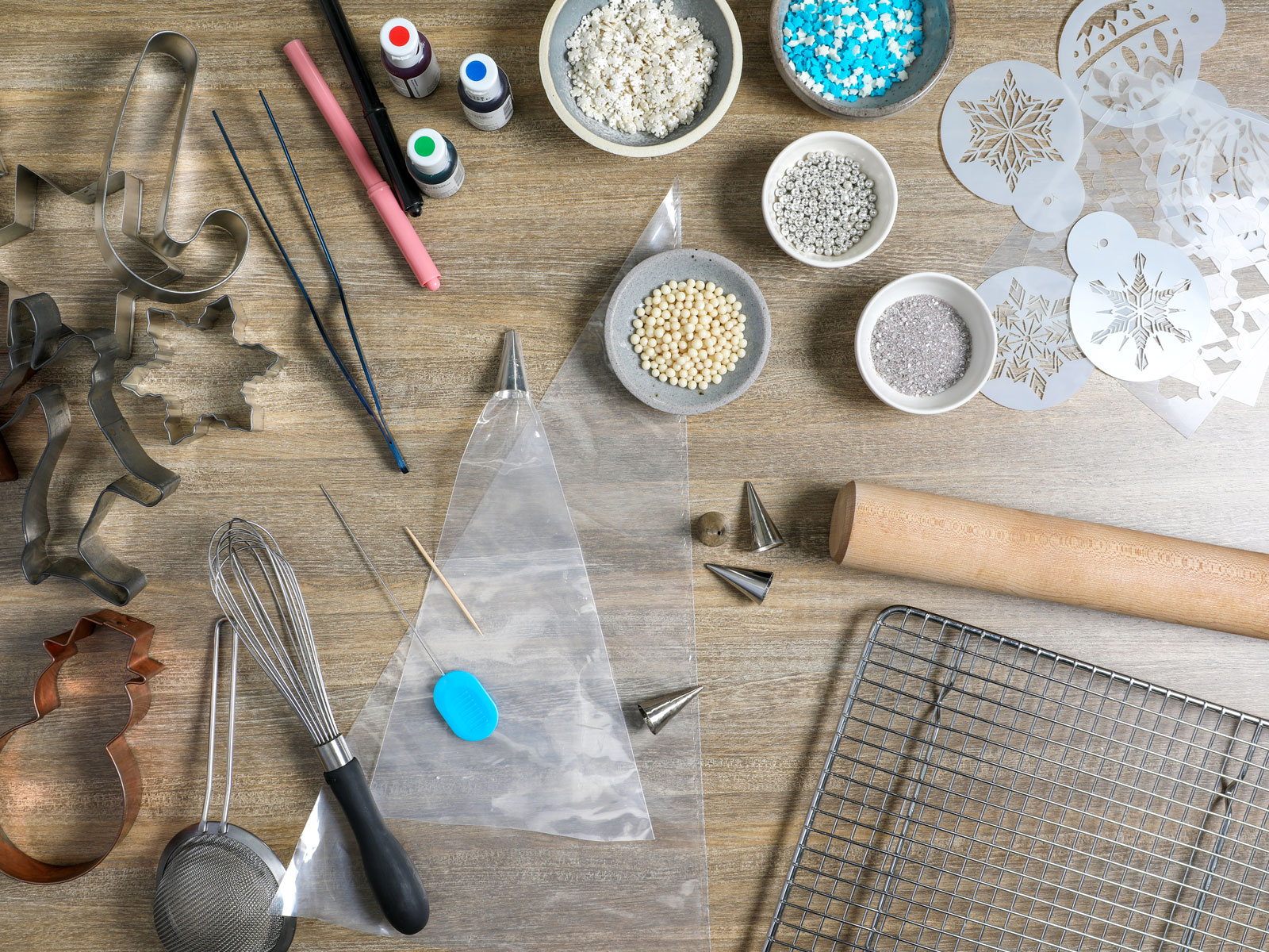 Cookie Decorating Tools