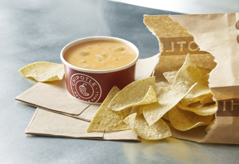 Cheese Lovers Rejoice: Chipotle Is Offering Queso Nationwide