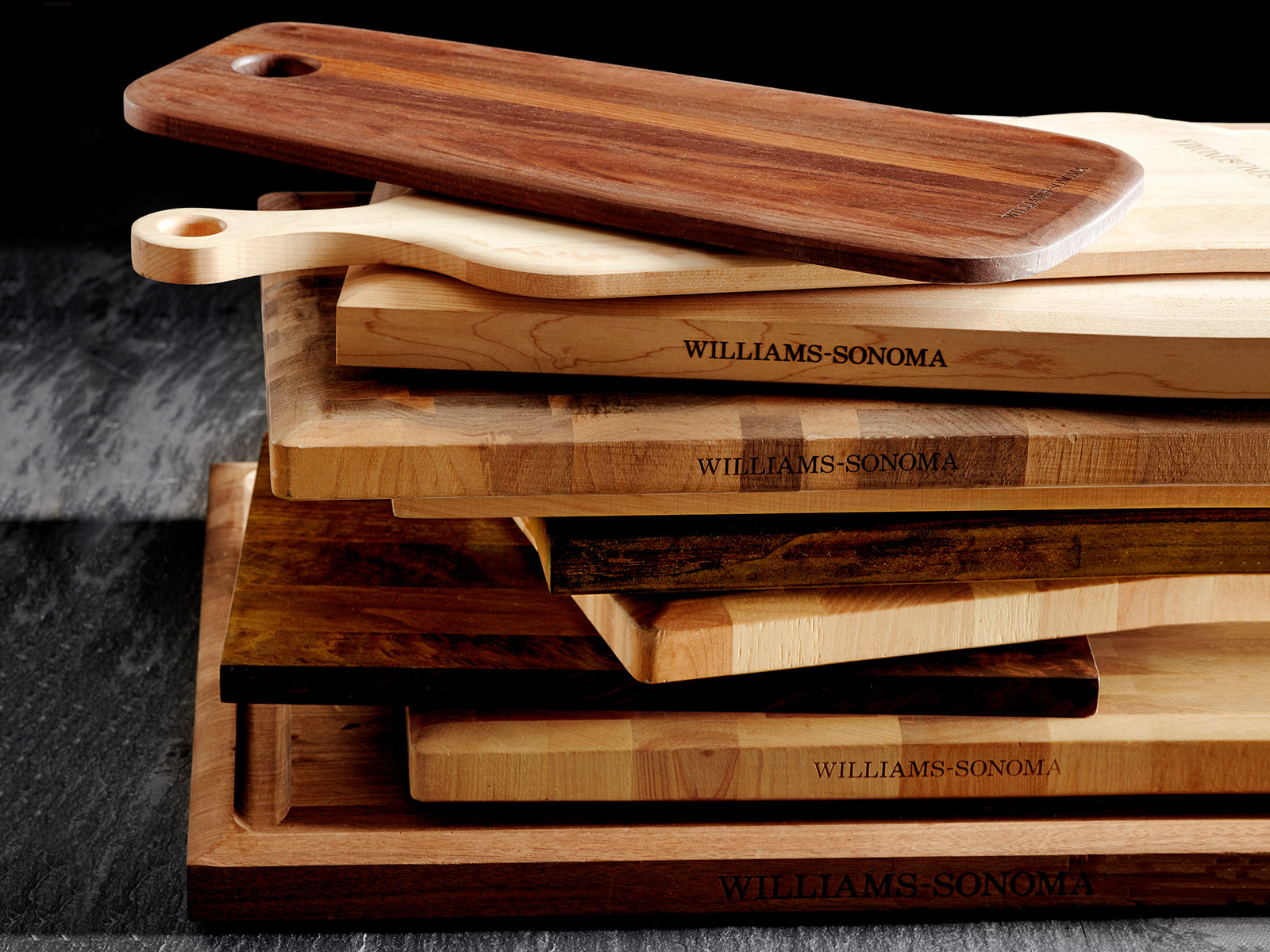 williams sonoma cutting boards on sale