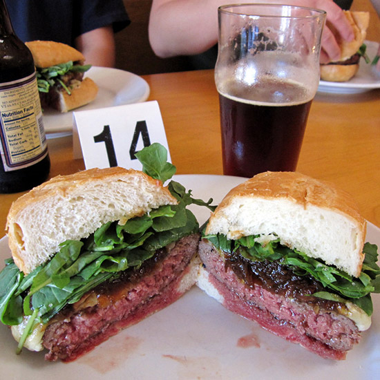 Best Bacon Burgers in the US: Father's Office in Los Angeles