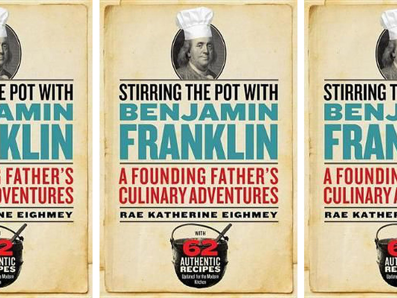 ben franklin cookbook
