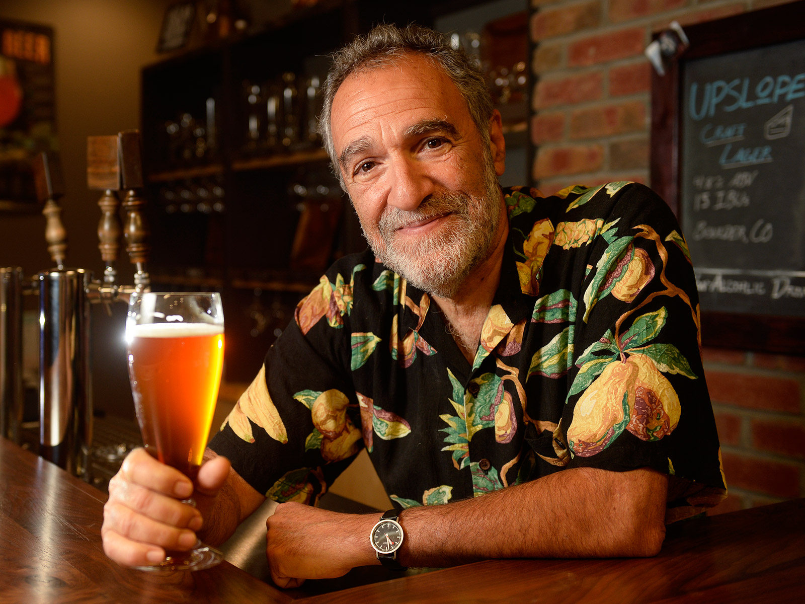 charlie papazian in craft beer industry