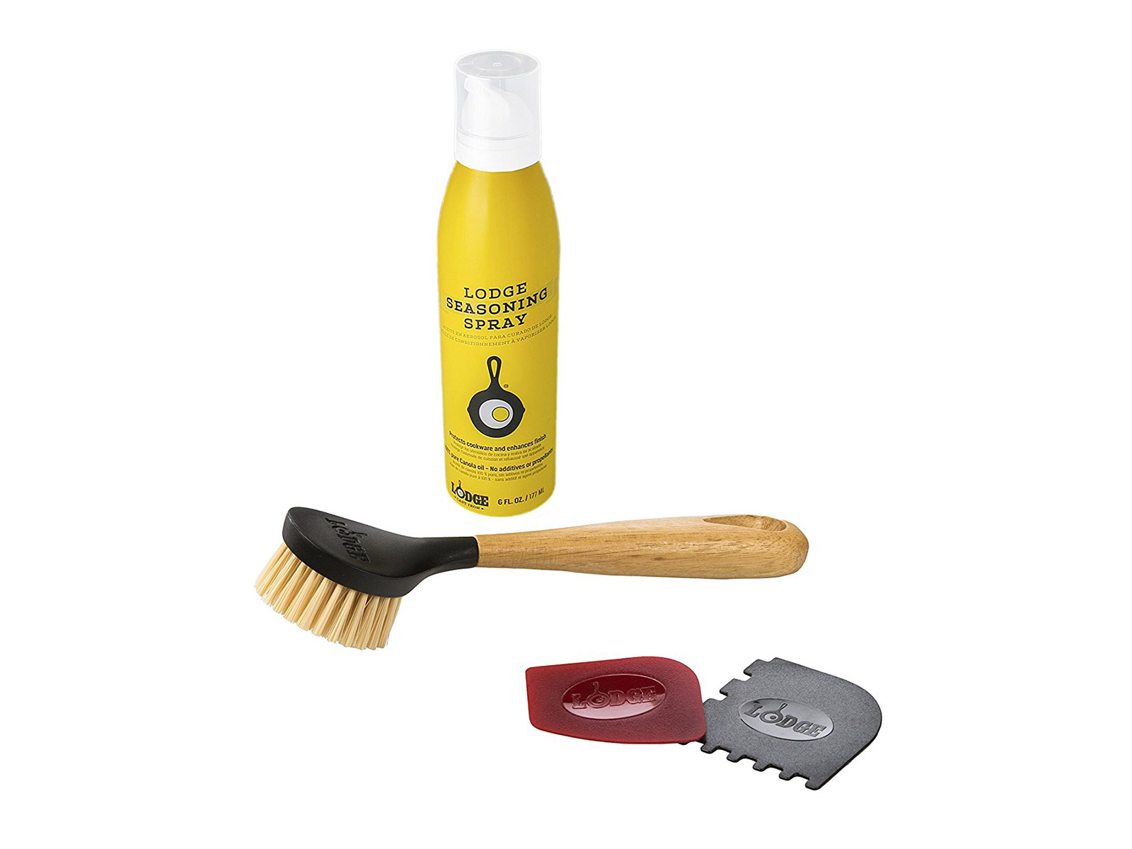 lodge cleaning kit