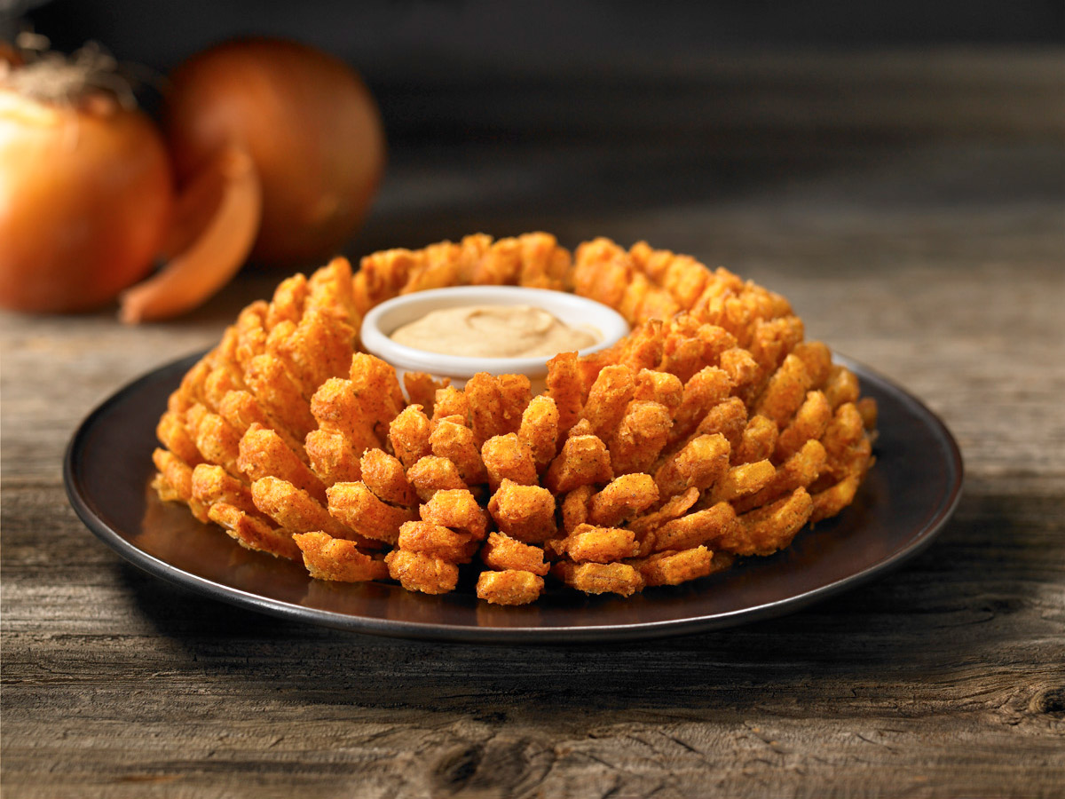 outback free bloomin onion