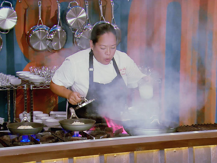 Lee Anne Wong on Season 15 of Top Chef