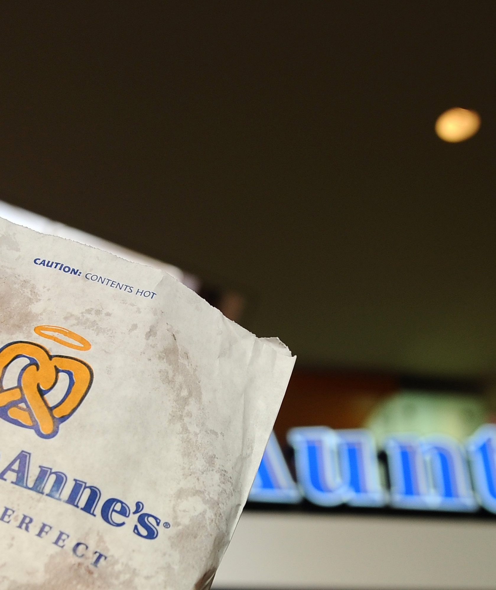 Auntie Anne's to Offer Sweet Deal for Valentine's Day