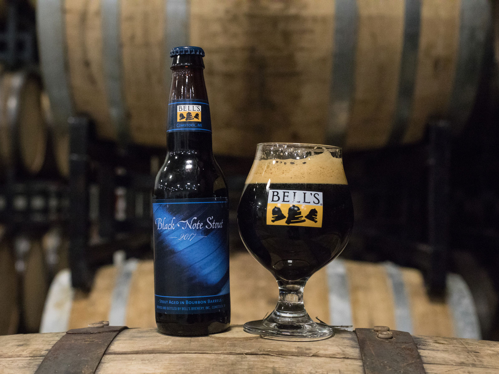 Black Note by Bell's Brewery