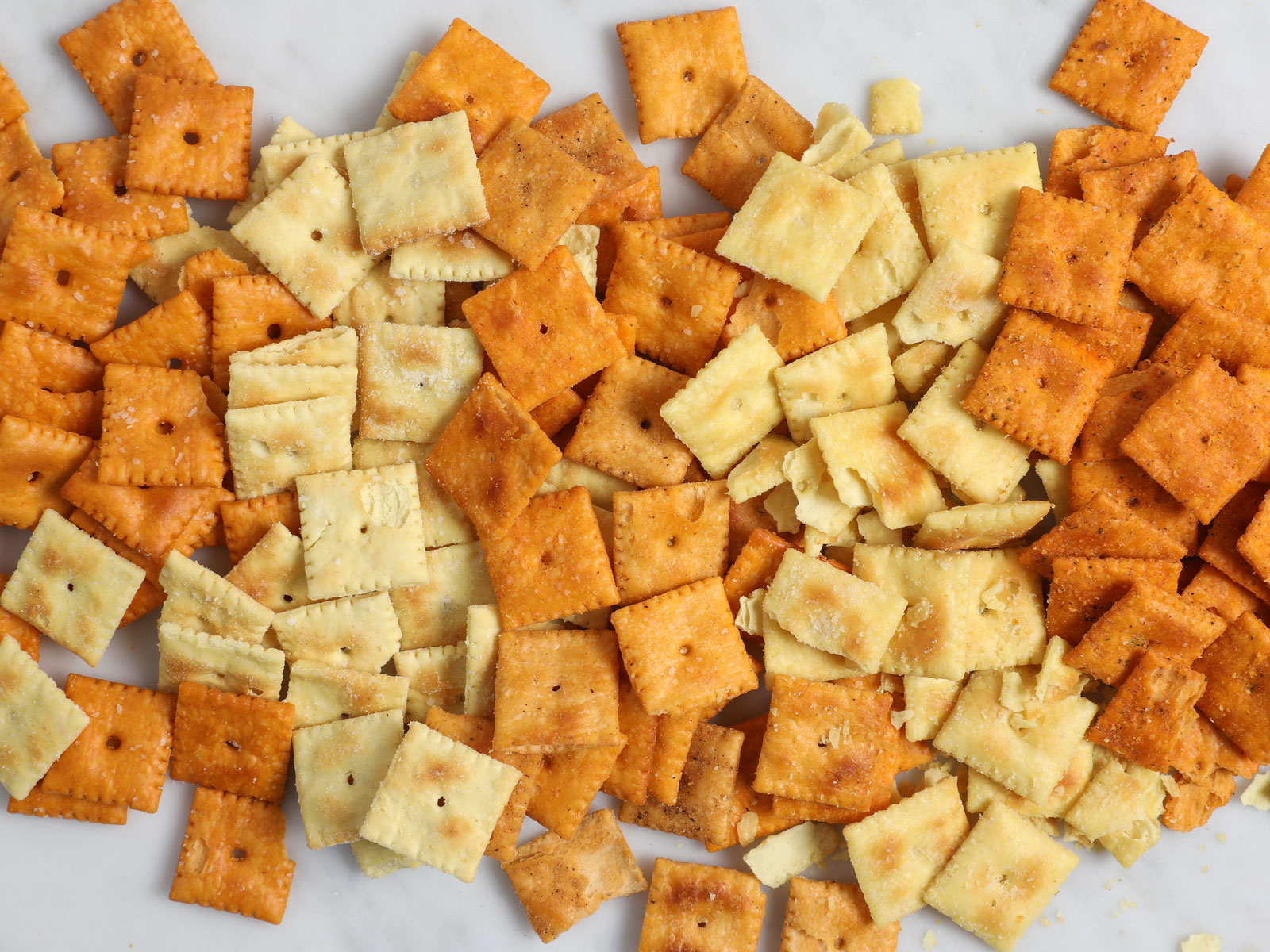Cheez-Its Taste Test