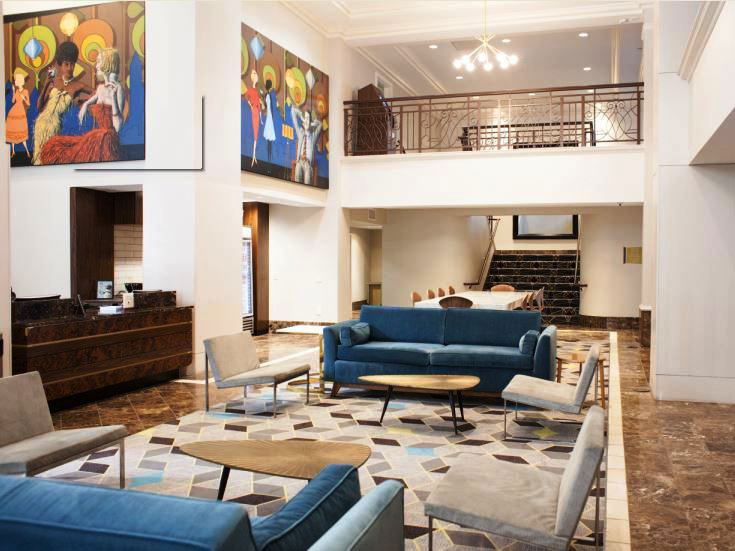 The American Hotel Atlanta Downtown — a DoubleTree