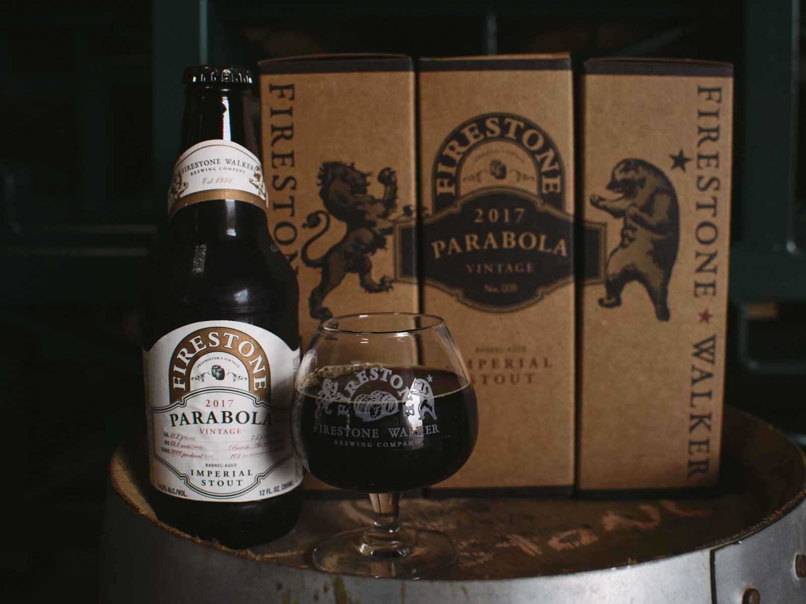 Parabola by Firestone Walker Brewing Company