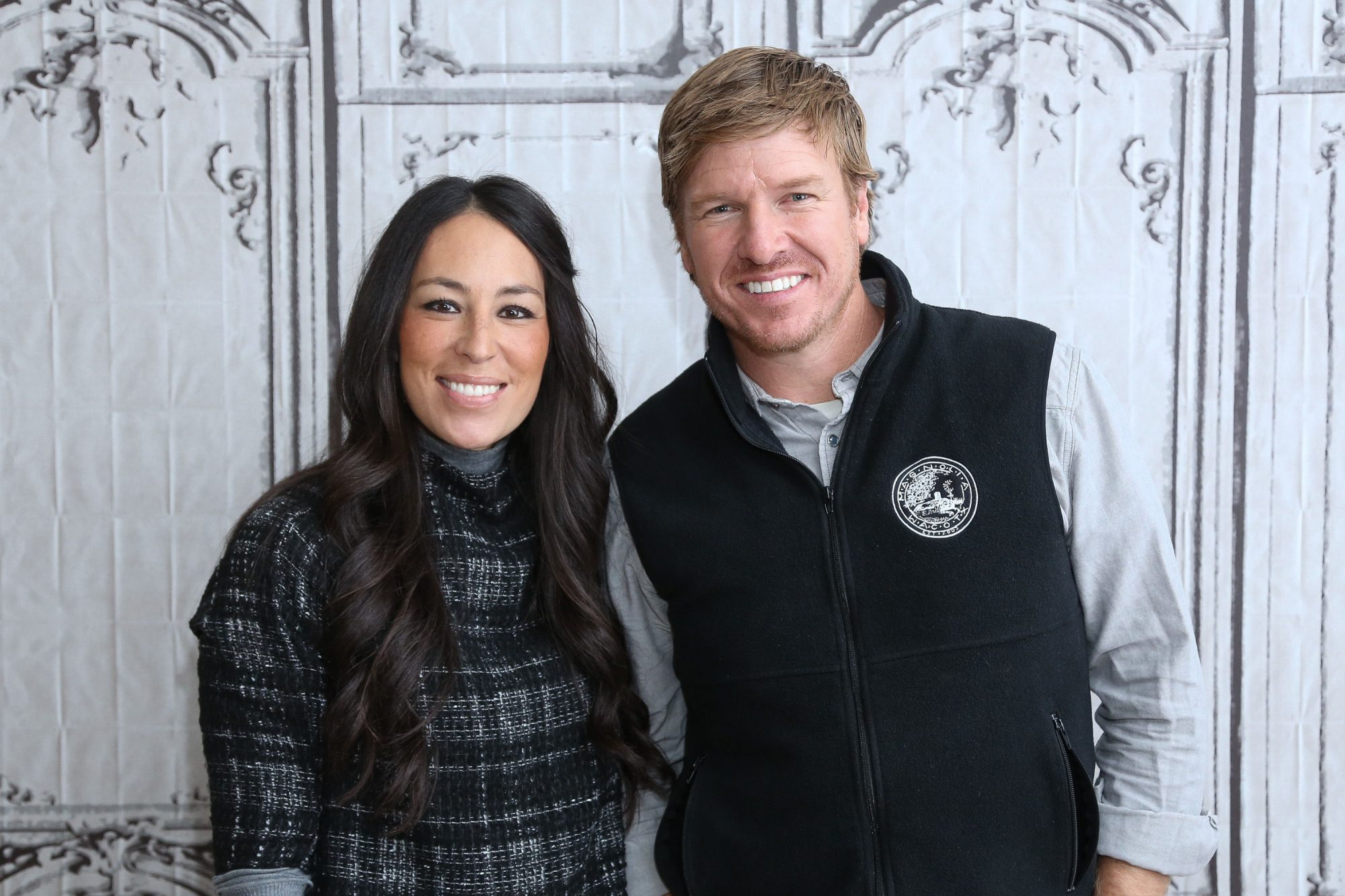 Getty Chip Joanna Gaines at AOL Build