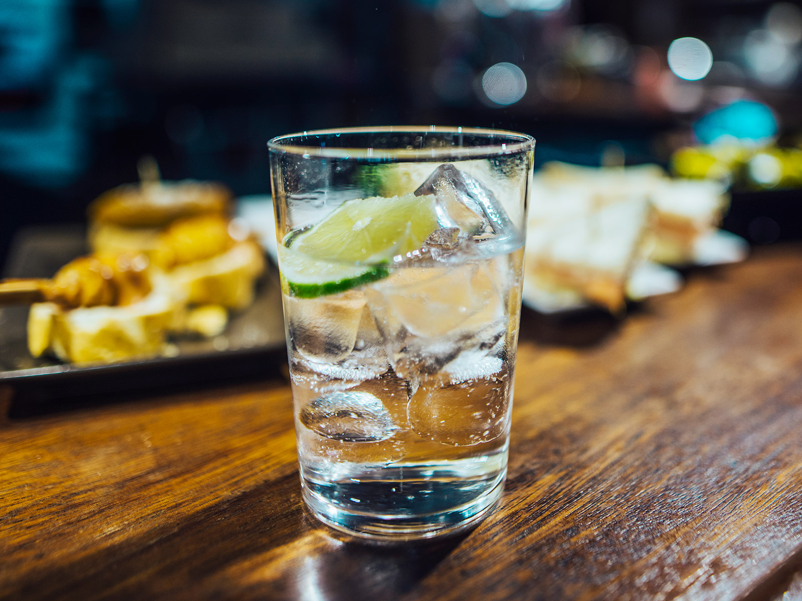 gin and tonic for commuters yay delay