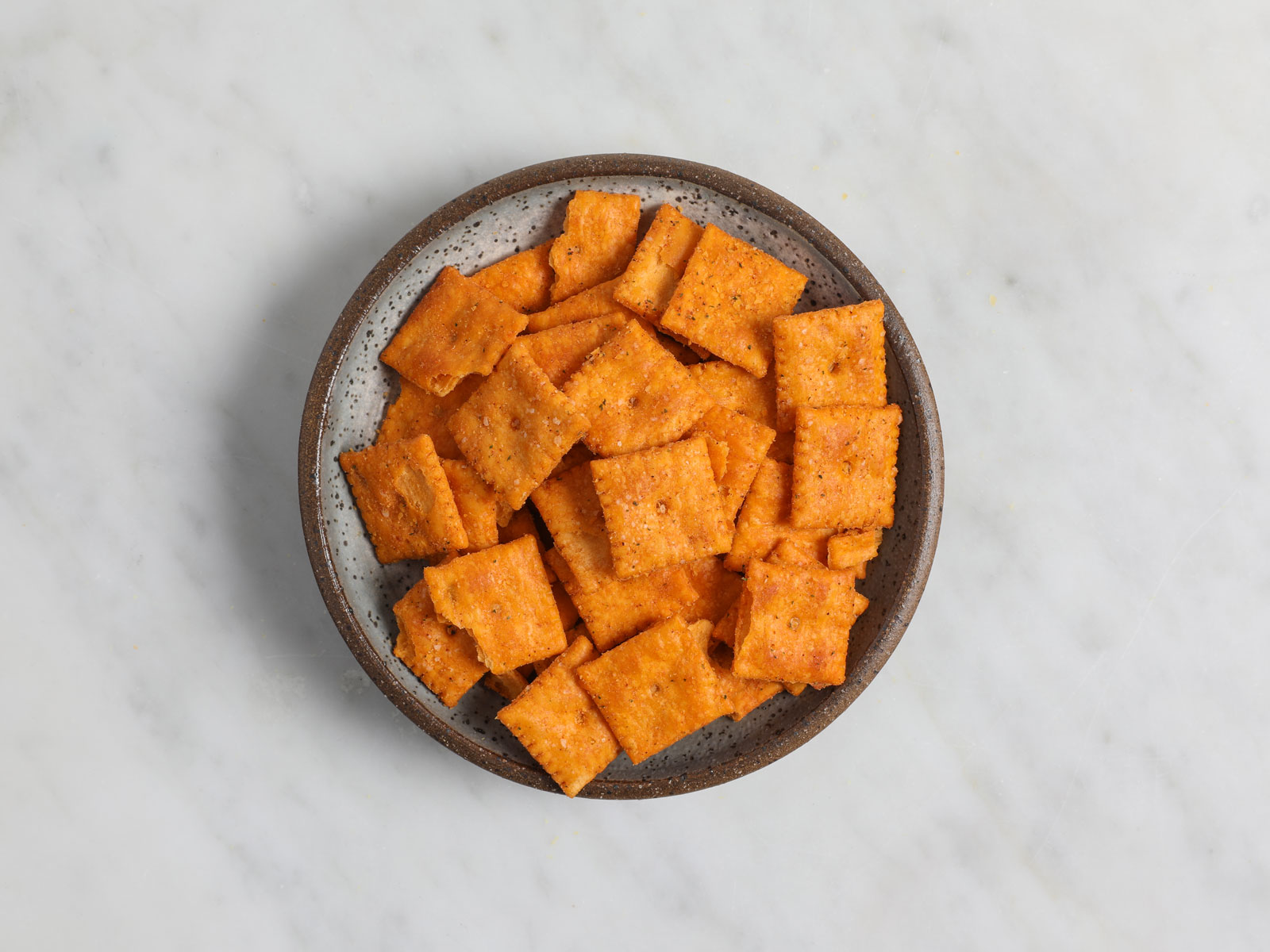 Hot and Spicy Cheez-Its