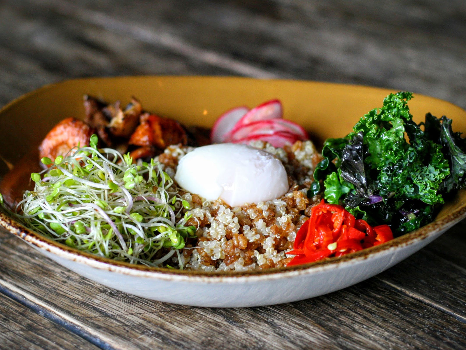 Super Grain Bowl