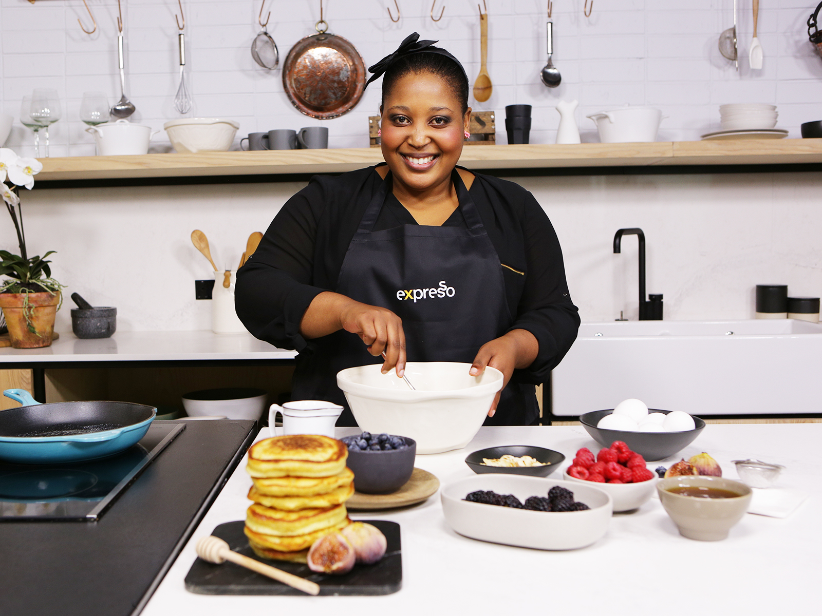 south african chef zola nele