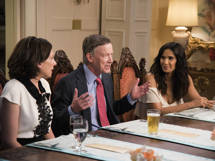 Governor John Hickenlooper on Top Chef