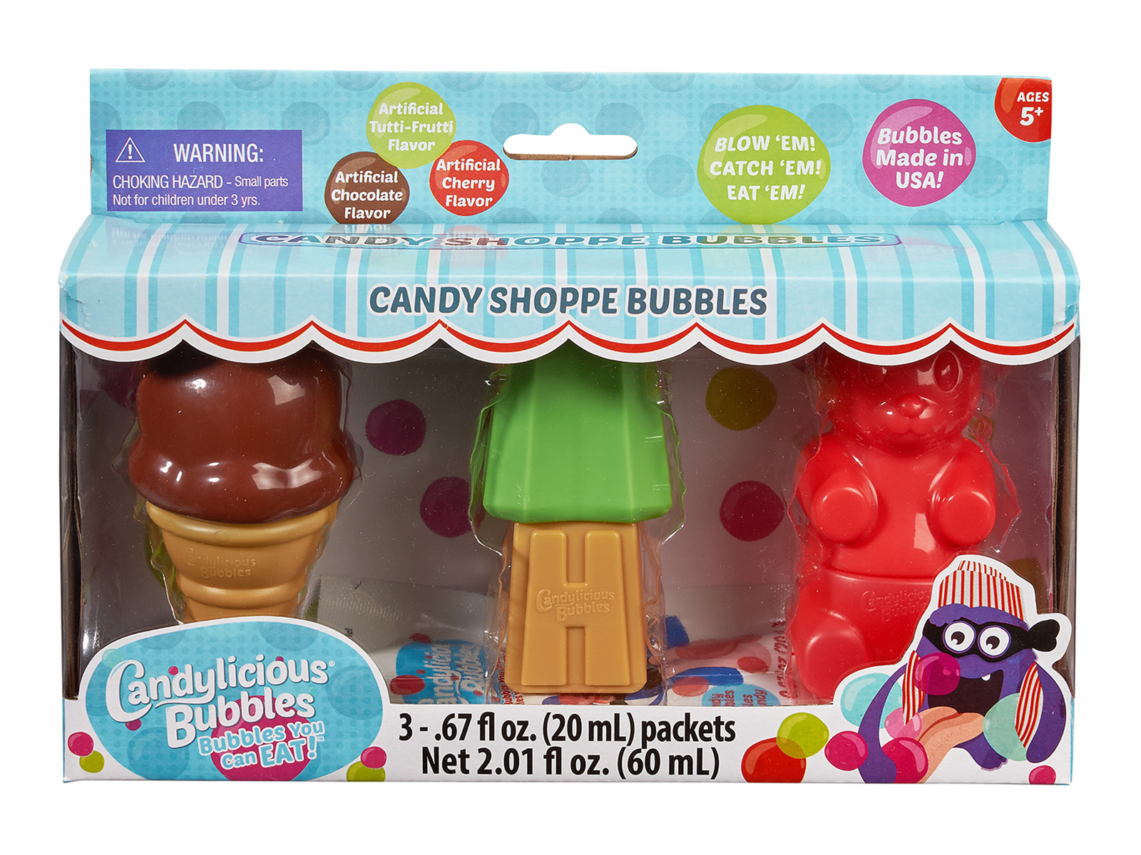 candyliciious bubbles you can eat