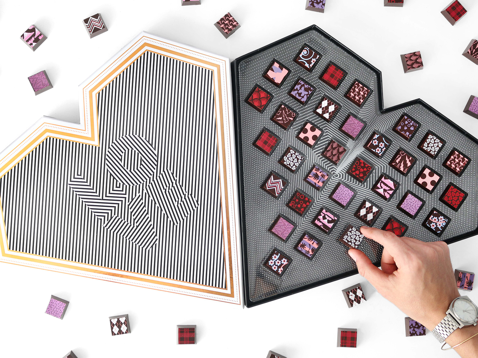 unique boxed chocolate by compartes