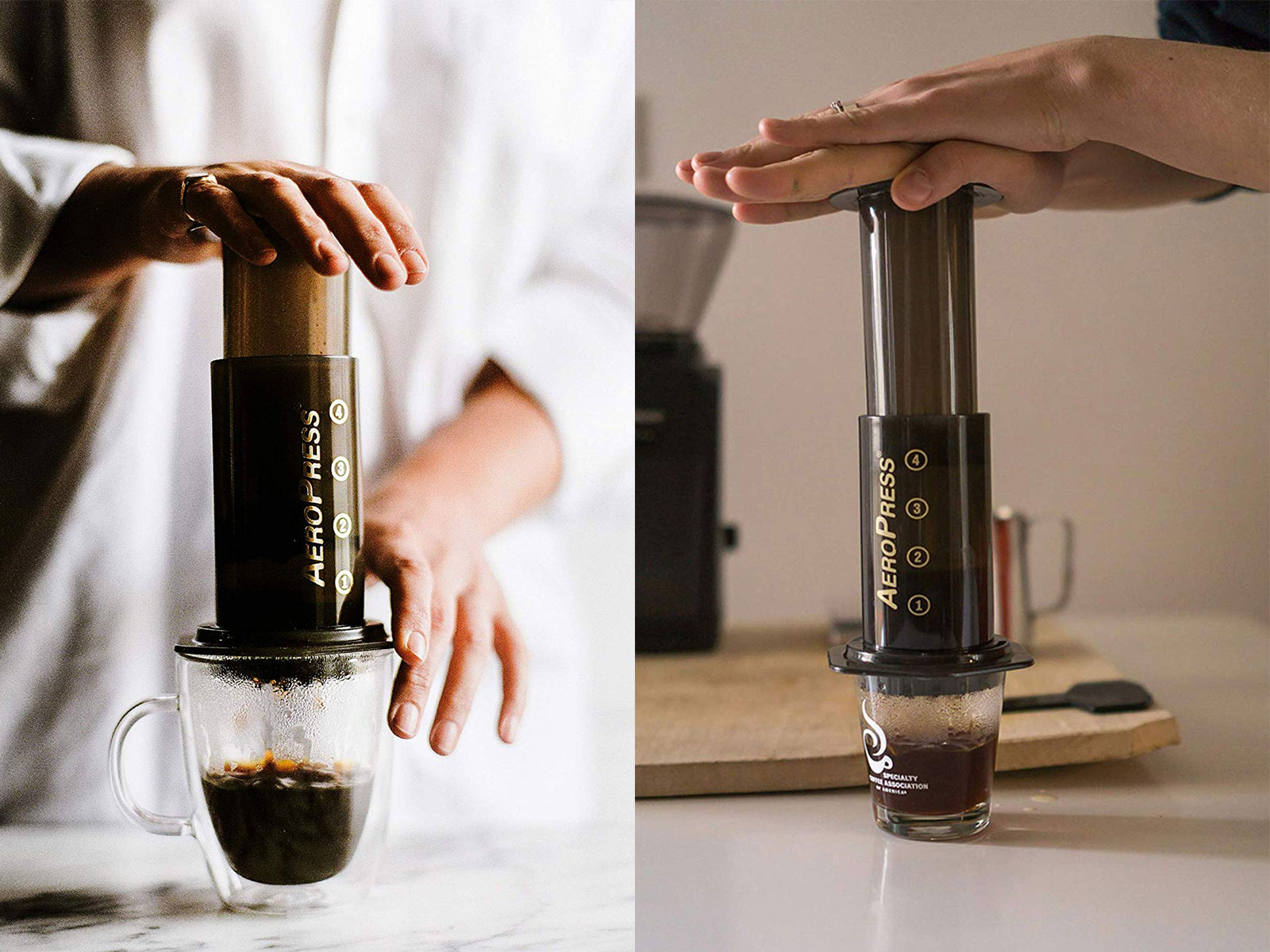 This 2-Minute Coffee Maker Will Speed Up Your Morning Routine