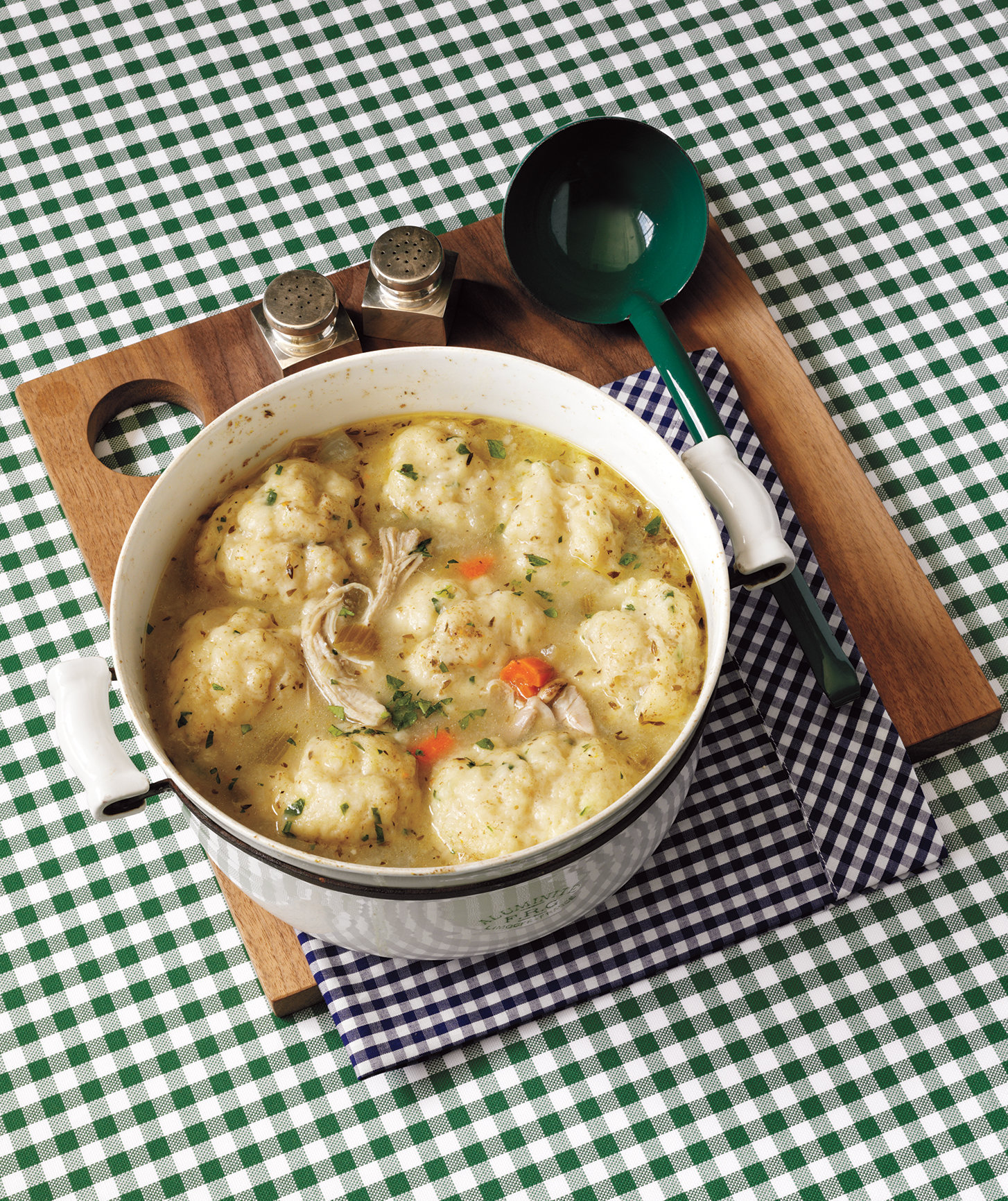 My Chicken and Dumplings Is the Best on the Internet (No, Really)