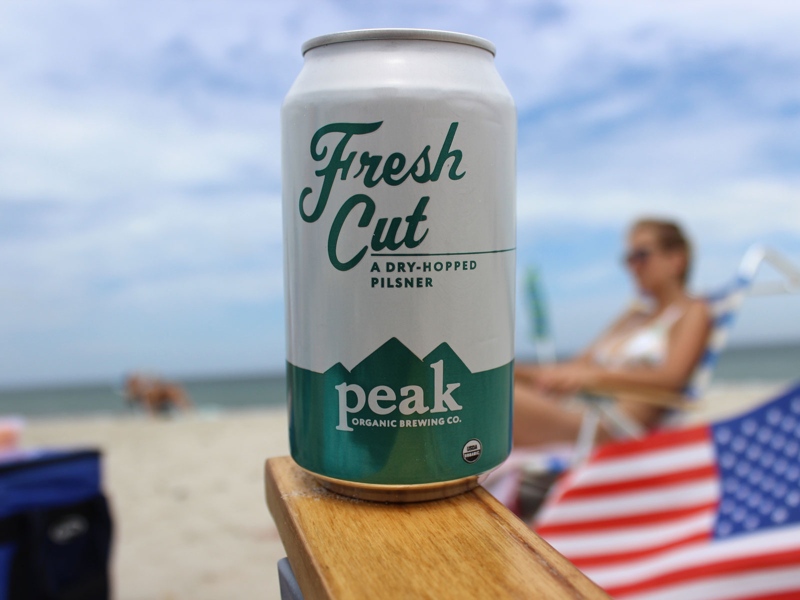 Fresh Cut by Peak Organic Brewing Co.
