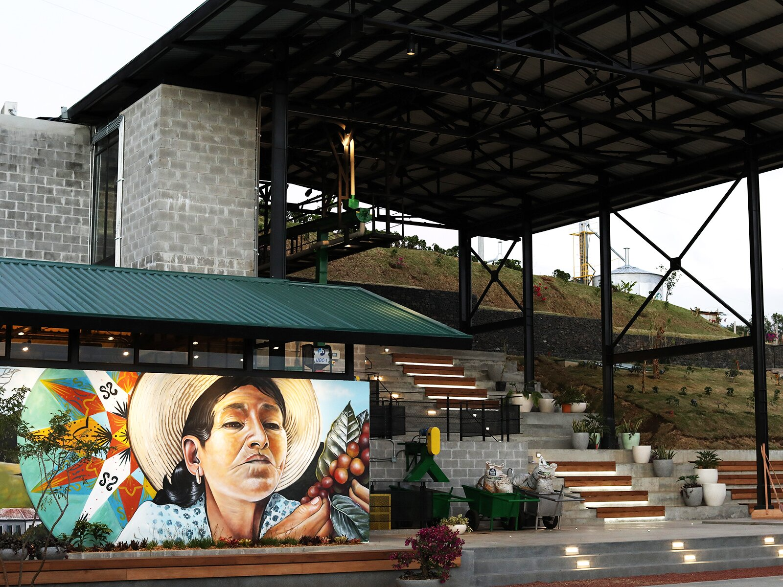 Starbucks Opens Its Coffee Farm To The Public For The First Time Ever Food Wine