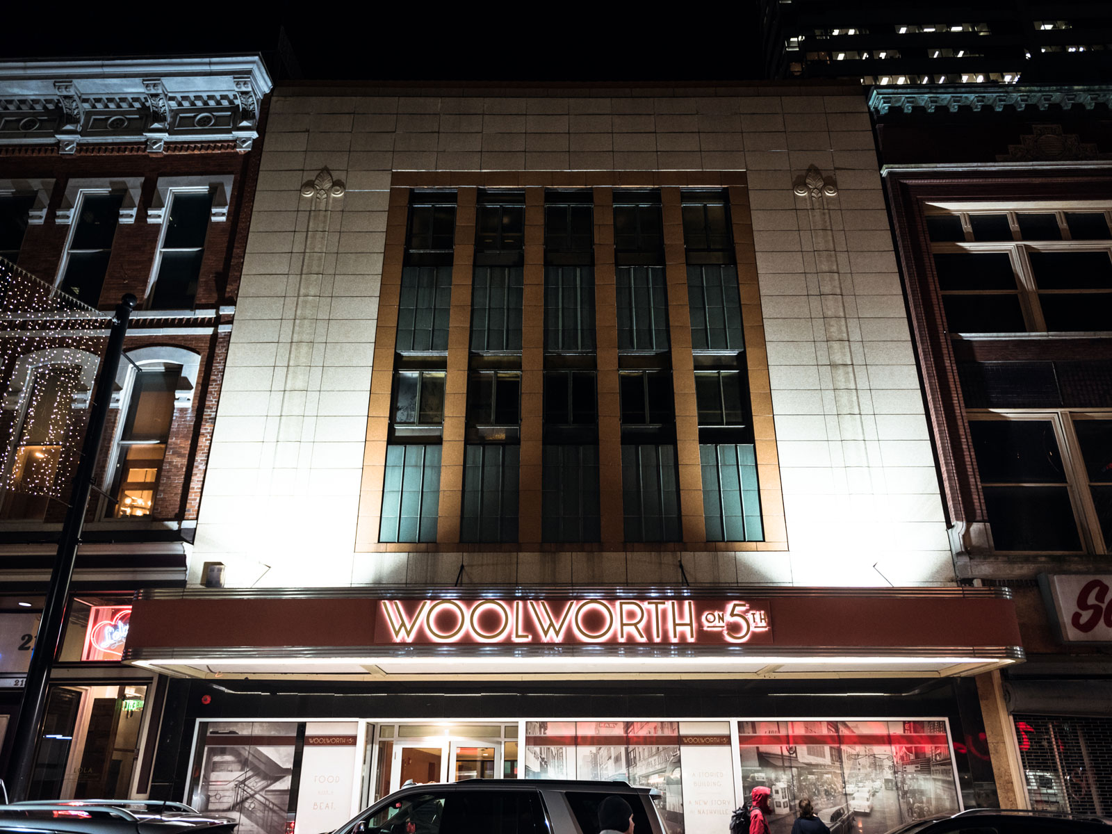 Woolworth on 5th