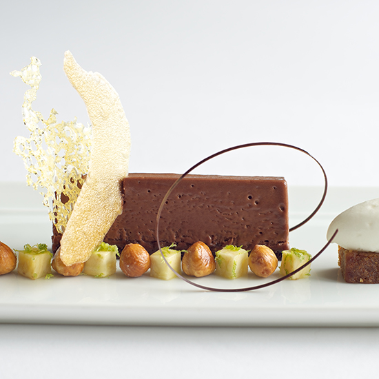 Gluten-Free Desserts: The French Laundry; Yountville, CA