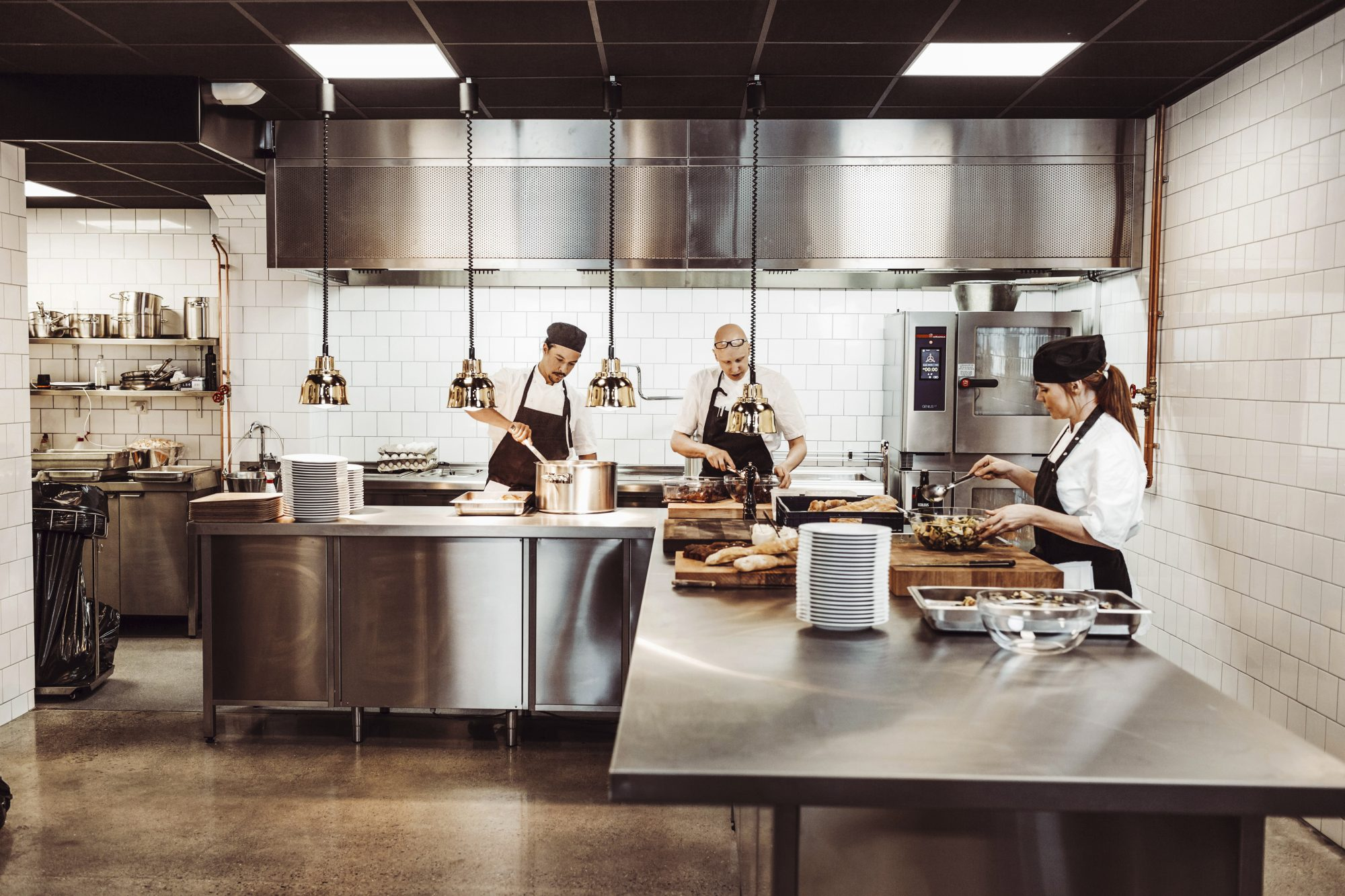 Food Safety Chefs with Allergens