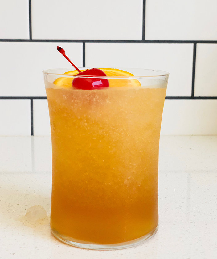 We Turned This Classic Cocktail Into a Slushy — and It's Our New Summer Obsession
