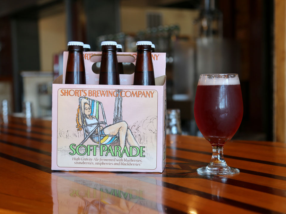 Short's Brewing Co. Soft Parade