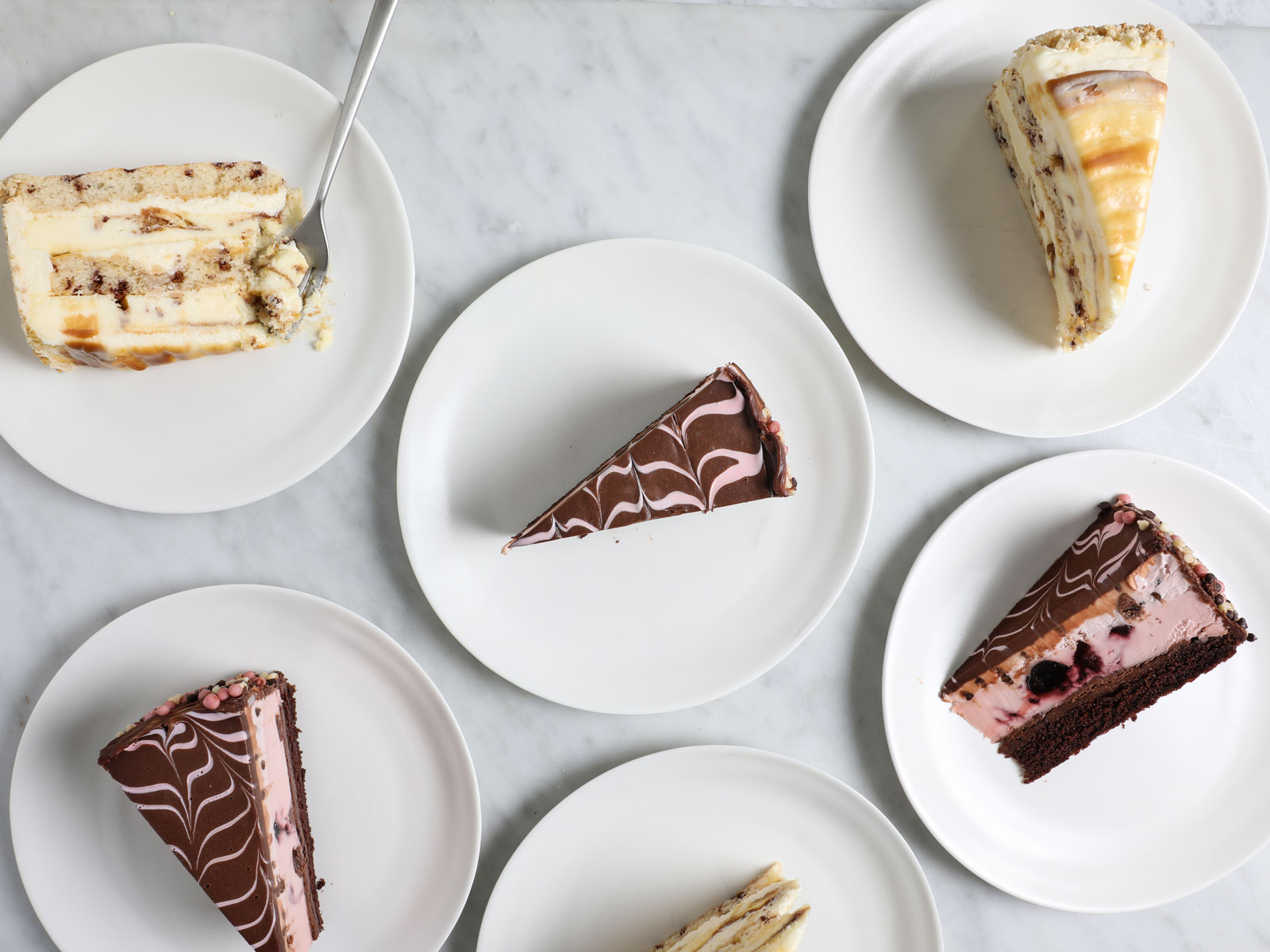 Cheesecake Factory's New Cheesecake Flavors
