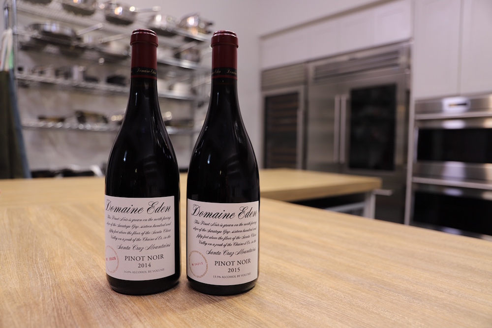 Domaine Eden Pinot Noir was served at the wedding of Prince Harry and Meghan Markle